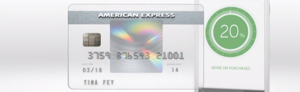 AmEx (American Express) Everyday card and app